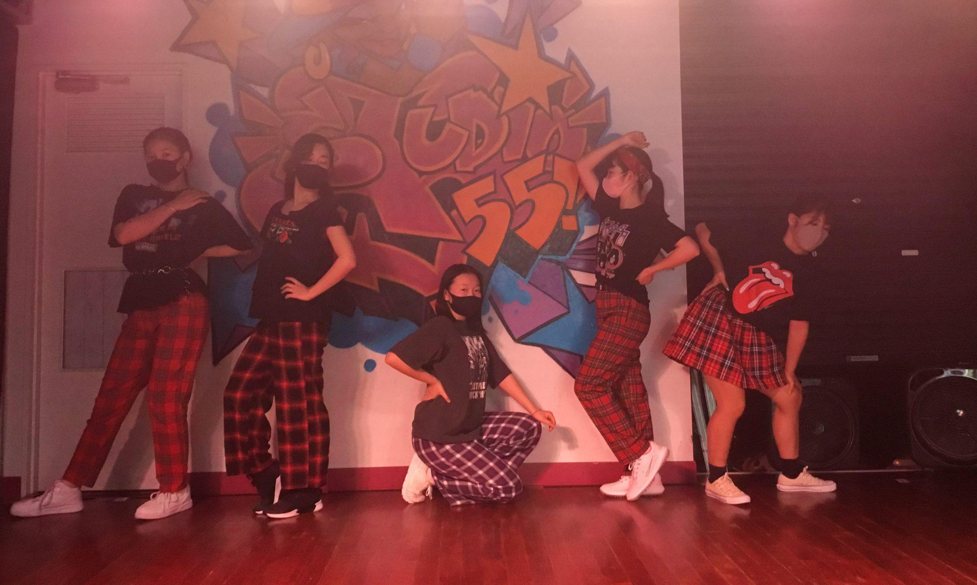 吉祥寺のダンススクール★STUDIO55★
